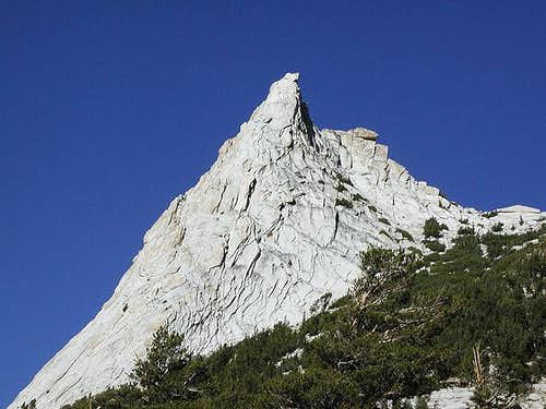 The SE Buttress on October 6,...