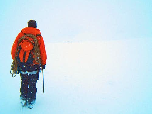 Returning to the Jungfraujoch