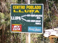 Laguna Churup Begin