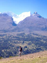 Nev. Ranrapalca, Outside Huaraz