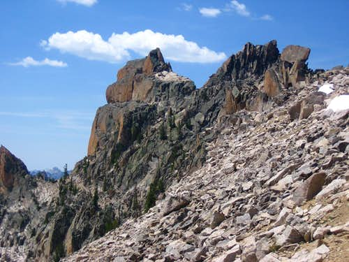 Main Sawtooth Crest