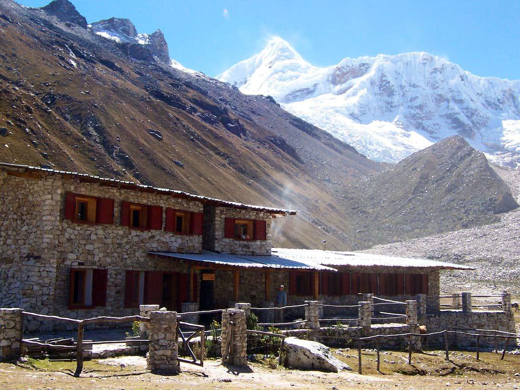 Refugio Ishinca