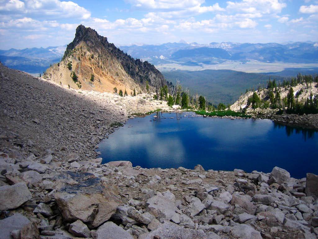 The Coffin-Upper Lake