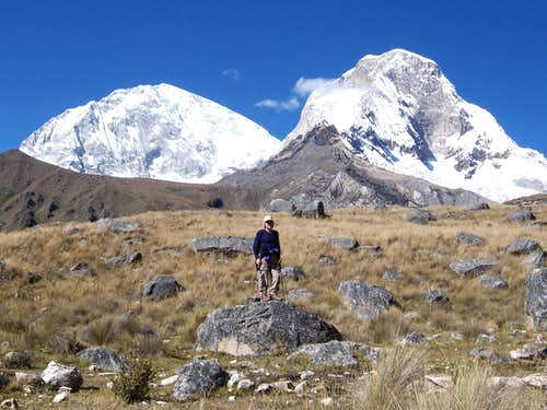 Pisco Trail, Huascaran Backside