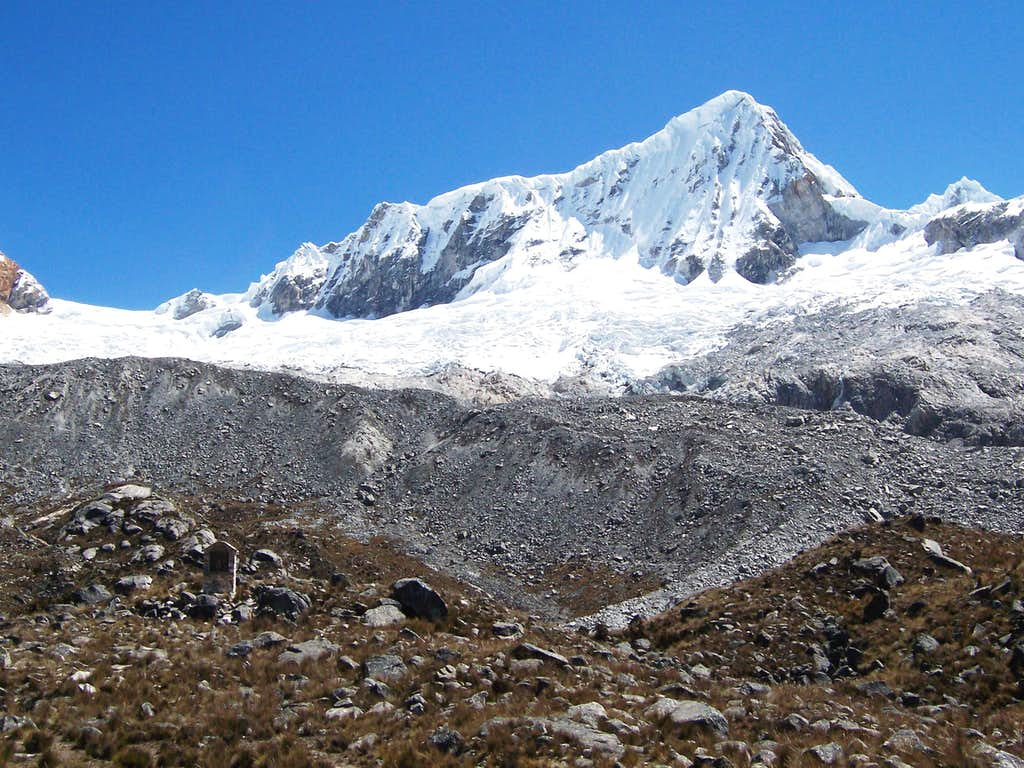 Pisco from Base Camp