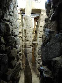 Chavin Ruins