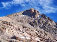 SW Buttress from Indian Basin