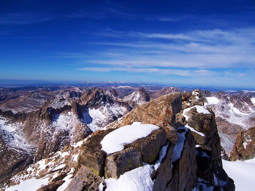 Fremont Peak Summit Ridge