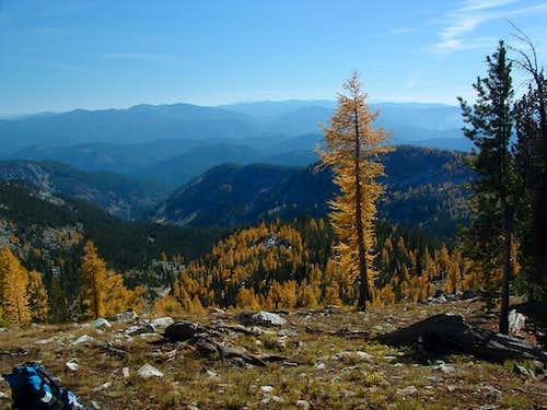 On Summit Ridge