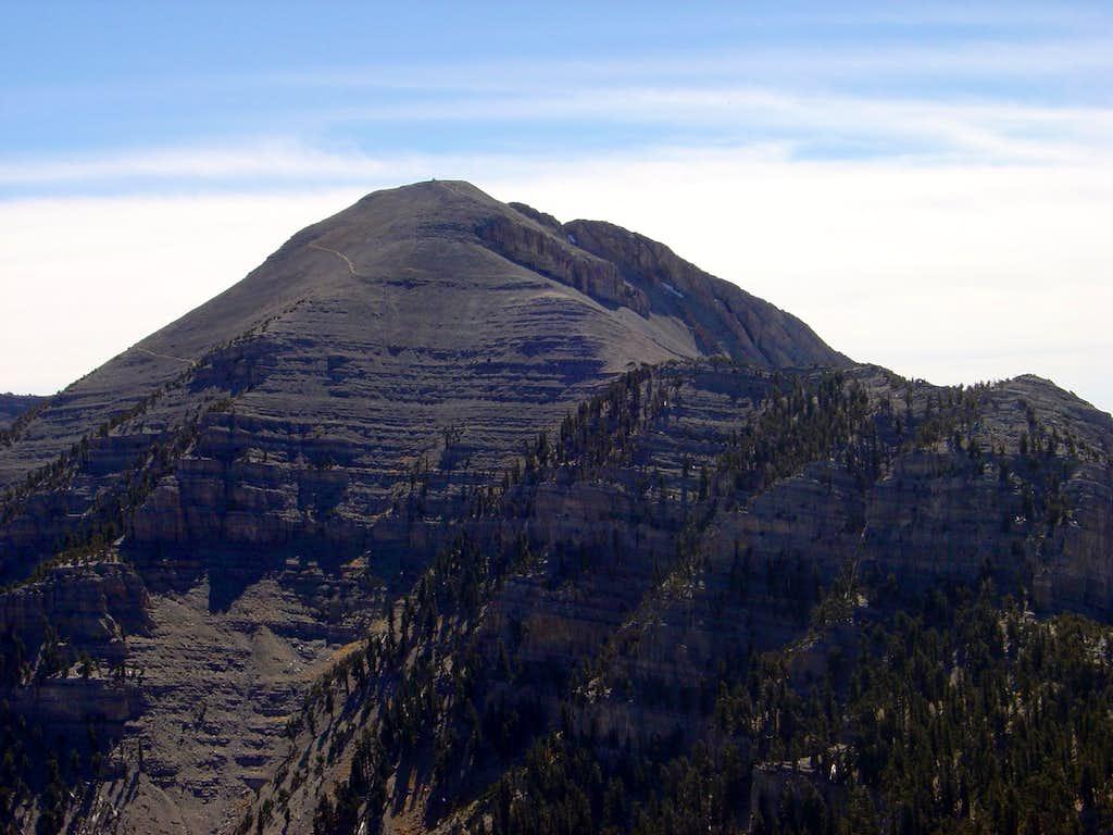 From Lee Peak