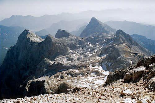 views from Triglav