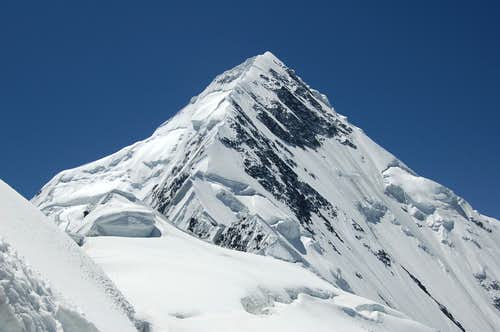 North Ridge of Shimshal Whitehorn