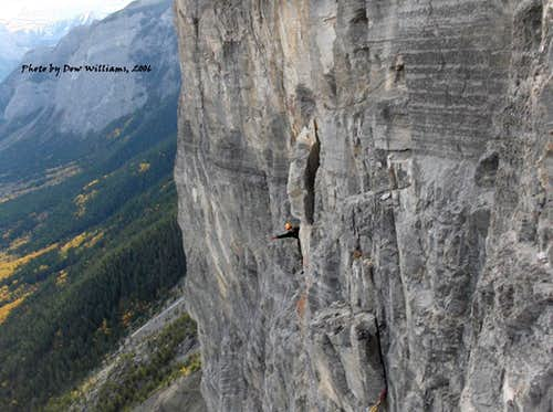Canmore Rock Climbs