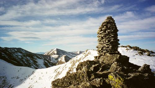 Prominant Cairn