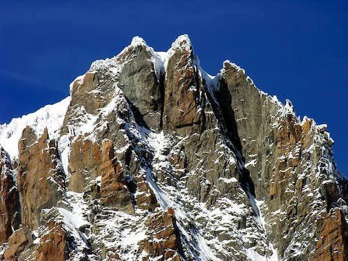 Il Mont Blanc du Tacul (4248 m)