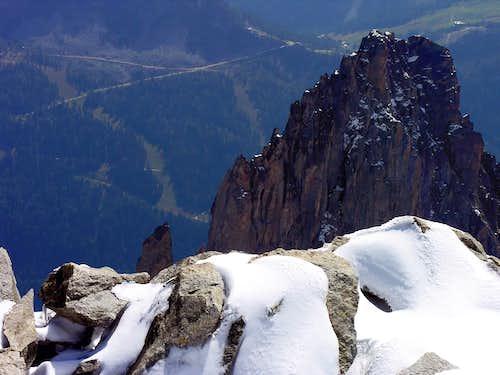 Aiguille de la Brenva (3278m)
