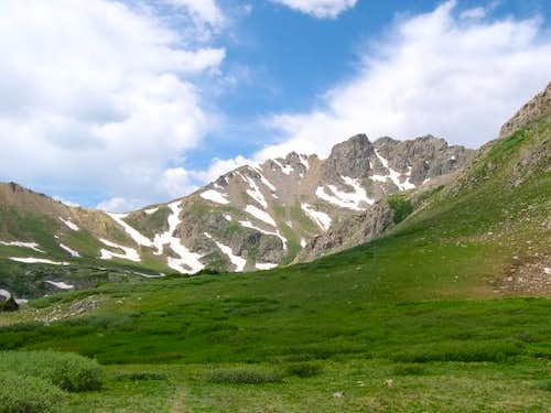 The Citadel (13,294\') from...