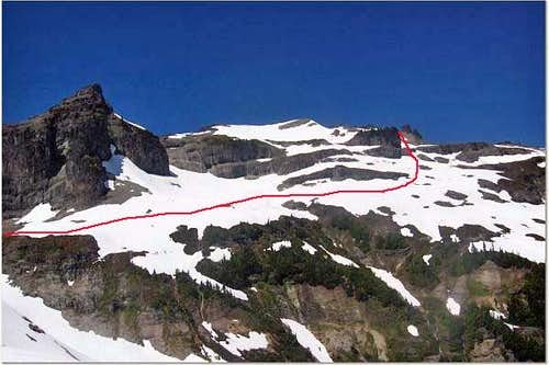 traverse from Unicorn to Stevens