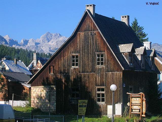 Wooden architecture of the Dinaric Alps