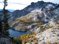 McClellan Peak from Prusik