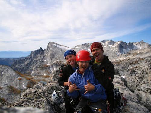 Heroes on Prusik Peak