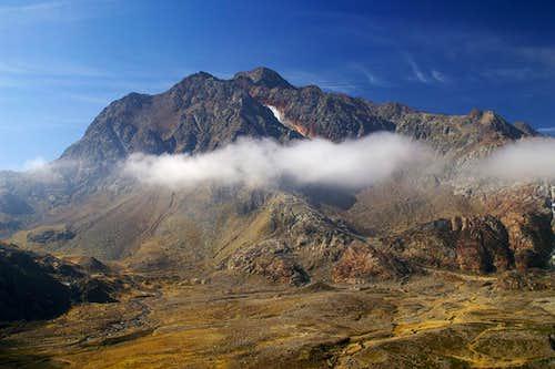 Hochgewand (3196m) and Botzer (3251m)
