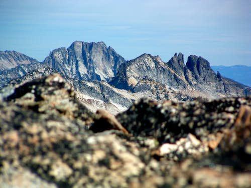 Sugarloaf from Bare Peak