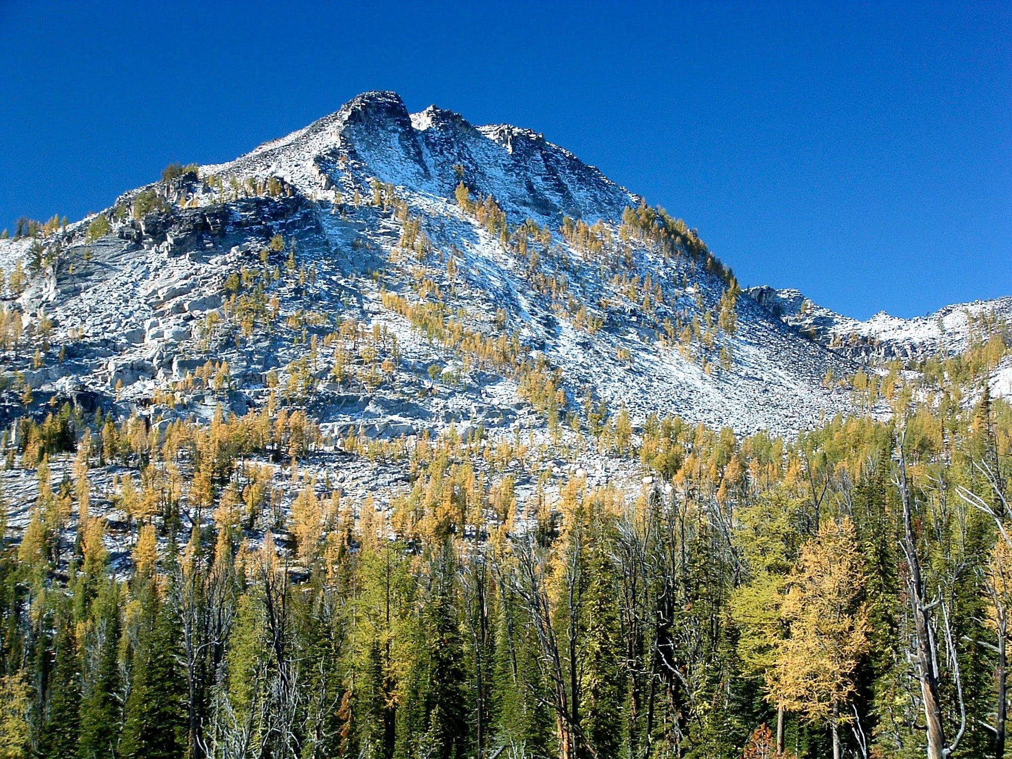Bitterroot Mountain Summits Between 8,500\' and 8,999\'
