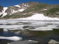 Mount Spalding July 2003