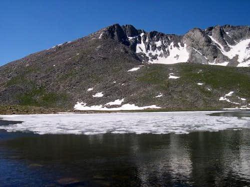 Mount Evans july 2003