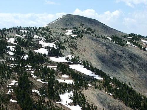 Goldstone Mountain