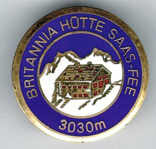 Britannia Hut