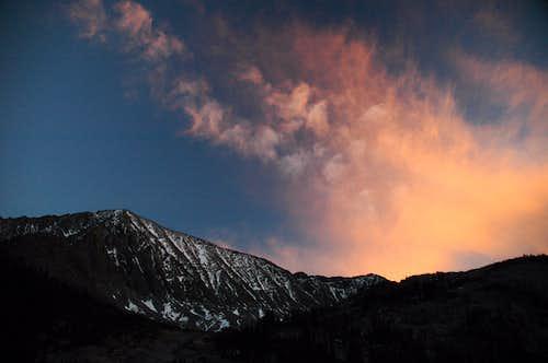 Montana's Top 100 Prominence List
