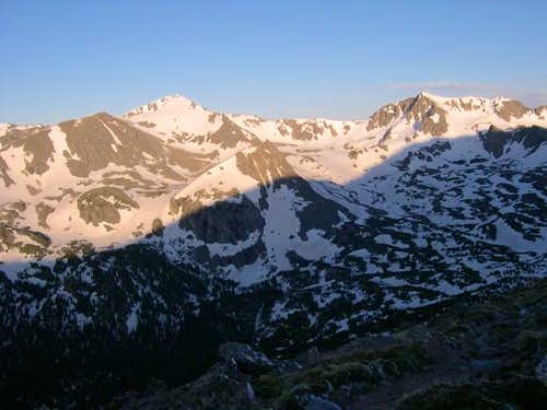 Jasper Peak 12,923-ft) on...