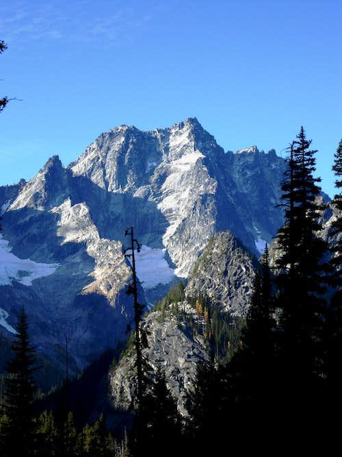 N Ridge of Mt Stuart