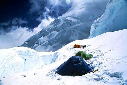 Huascaran Camp 2