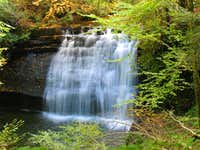 Lower Waterfall - Stoney Creek
