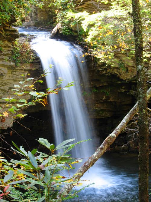Upper Waterfall - Stoney Creek