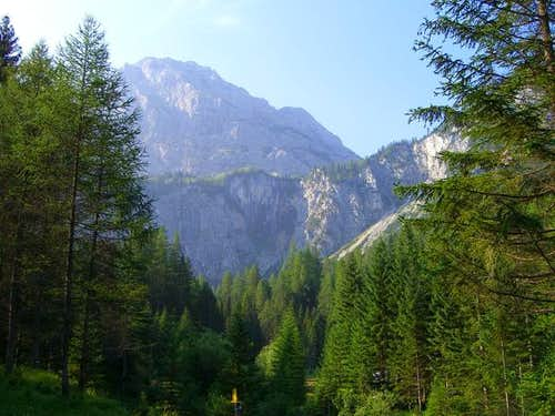 Via ferrata Seeben / Seebener Klettersteig