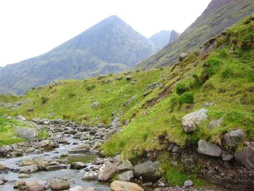 Carrauntoohil, taken...