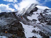 Zwischenbergpass (3250m)