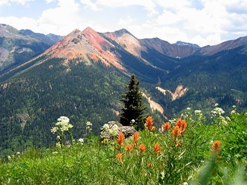 July 7, 2003 Red Mountain #1...
