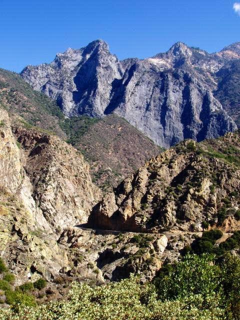 Kings Canyon Horseshoe Bend