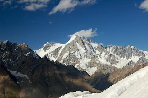 South Face of Kanjut Sar 2 (6831m)