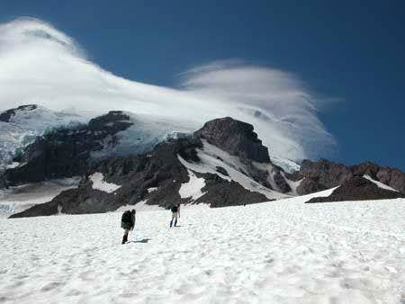 An awesome lenticular cloud...