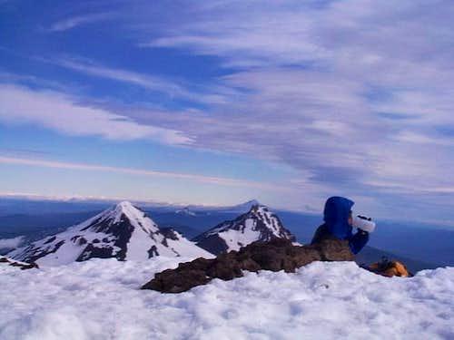 Zancudo on the Summit of...