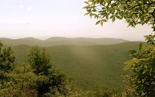 Appalacahian Mountains
