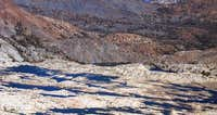 Desolation Valley from Pyramid