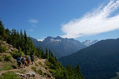 Cliché Hiking Picture