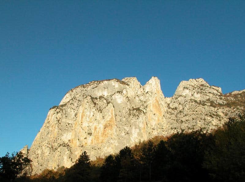 Saou cliff 06
